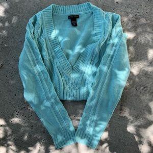 Aqua Marine Sweater